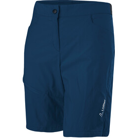 Löffler Comfort CSL Pantaloncini Da Ciclismo Donna, deep water